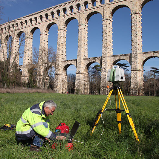 The Technologies Of Laser Scanning And Photogrammetry Enable Measurement Buildings Monuments Other Objects With A Very High Density